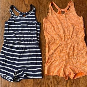 Girls Old Navy Rompers